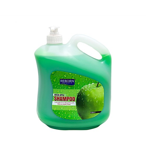 Hair Shampoo Green Apple  5ltr