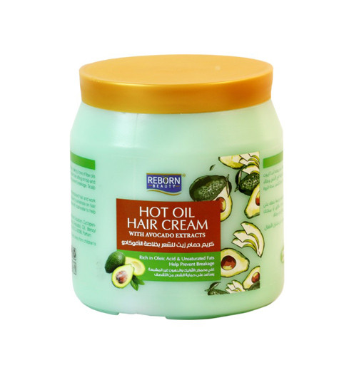 New Hot Oil Cream with Avocado Extracts-1000ml